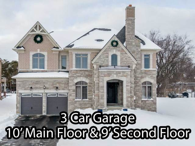 22 Somer Rumm Crt, Whitchurch-Stouffville, ON L4A 1X8 (MLS #N5125657) :: Forest Hill Real Estate Inc Brokerage Barrie Innisfil Orillia