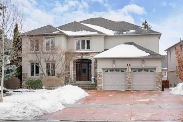 15 Modesto Gdns, Vaughan, ON L4L 8C9 (MLS #N5126134) :: Forest Hill Real Estate Inc Brokerage Barrie Innisfil Orillia