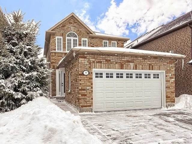 9 Woodhaven Cres, Richmond Hill, ON L4E 3T1 (#N5127037) :: The Johnson Team