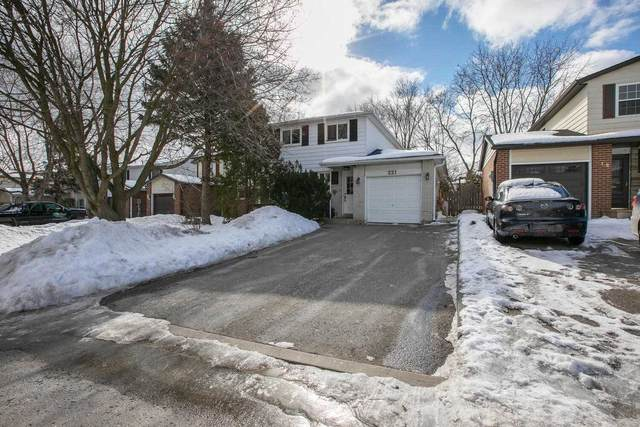 221 Thoms Cres, Newmarket, ON L3Y 1C9 (#N5128056) :: The Johnson Team