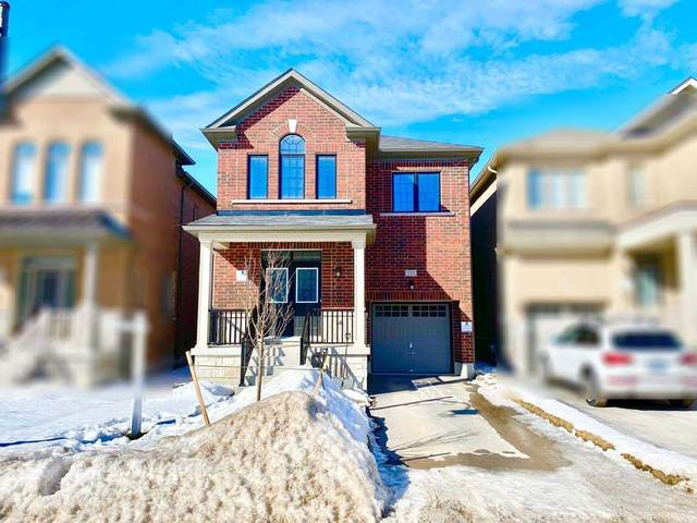 123 Buttonleaf Cres, Whitchurch-Stouffville, ON L4A 4P5 (#N5128445) :: The Johnson Team