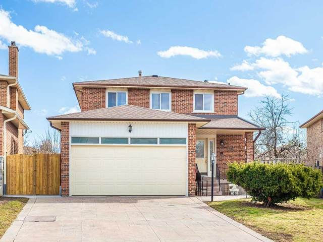 146 Major Buttons Dr, Markham, ON L3P 3X6 (MLS #N5128933) :: Forest Hill Real Estate Inc Brokerage Barrie Innisfil Orillia