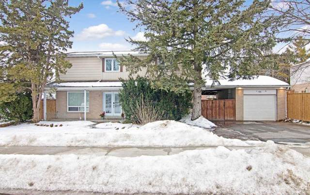 54 Patterson St, Newmarket, ON L3Y 5B3 (MLS #N5129446) :: Forest Hill Real Estate Inc Brokerage Barrie Innisfil Orillia
