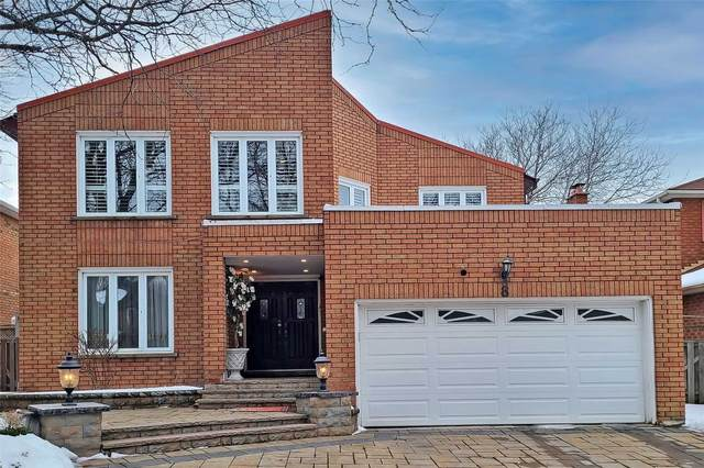 8 Atwood Crt, Markham, ON L3T 6T3 (MLS #N5129872) :: Forest Hill Real Estate Inc Brokerage Barrie Innisfil Orillia