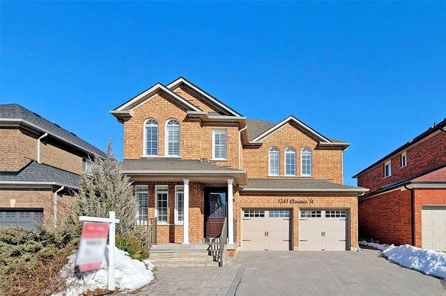 1341 Clarence St, Vaughan, ON L4H 2J4 (MLS #N5130307) :: Forest Hill Real Estate Inc Brokerage Barrie Innisfil Orillia