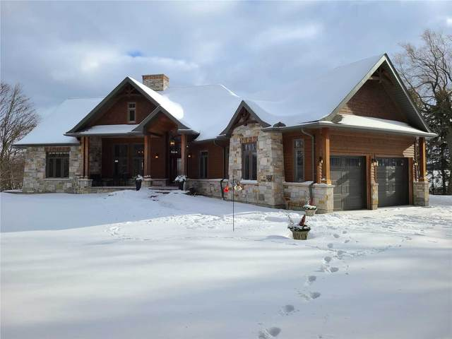 537 Wagg Rd, Uxbridge, ON L9P 1R4 (MLS #N5130420) :: Forest Hill Real Estate Inc Brokerage Barrie Innisfil Orillia