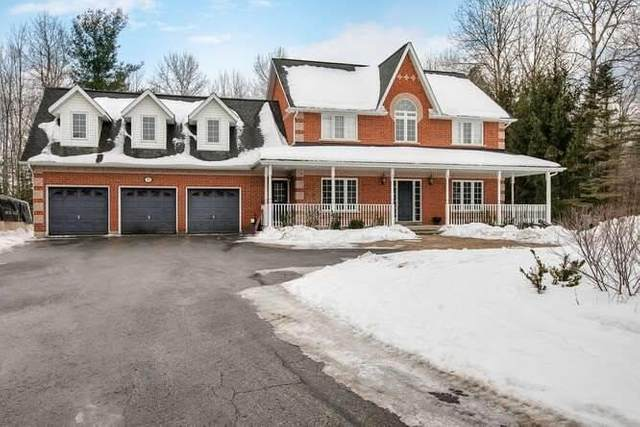 35 Pelosi Way, East Gwillimbury, ON L9G 1M0 (MLS #N5131428) :: Forest Hill Real Estate Inc Brokerage Barrie Innisfil Orillia