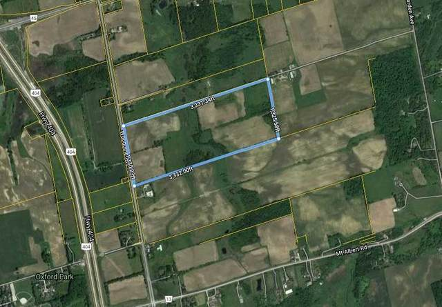 19353 Woodbine Ave, East Gwillimbury, ON L0G 1R0 (MLS #N5132273) :: Forest Hill Real Estate Inc Brokerage Barrie Innisfil Orillia