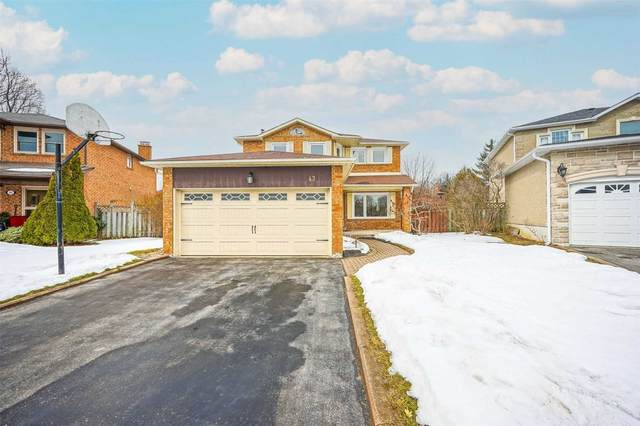 43 Cobbler Cres, Markham, ON L3P 6P5 (MLS #N5133748) :: Forest Hill Real Estate Inc Brokerage Barrie Innisfil Orillia
