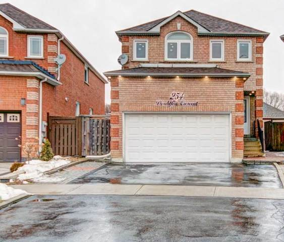 254 Doubtfire Cres, Markham, ON L3S 3V8 (MLS #N5135027) :: Forest Hill Real Estate Inc Brokerage Barrie Innisfil Orillia
