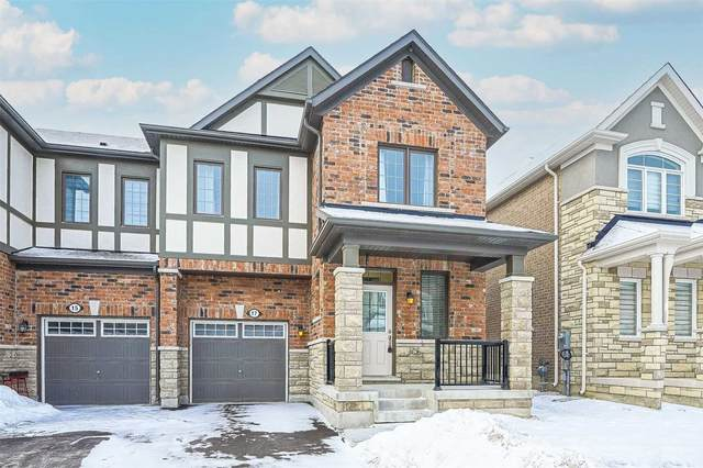 17 Ness Dr, Richmond Hill, ON L4S 1N2 (MLS #N5135289) :: Forest Hill Real Estate Inc Brokerage Barrie Innisfil Orillia