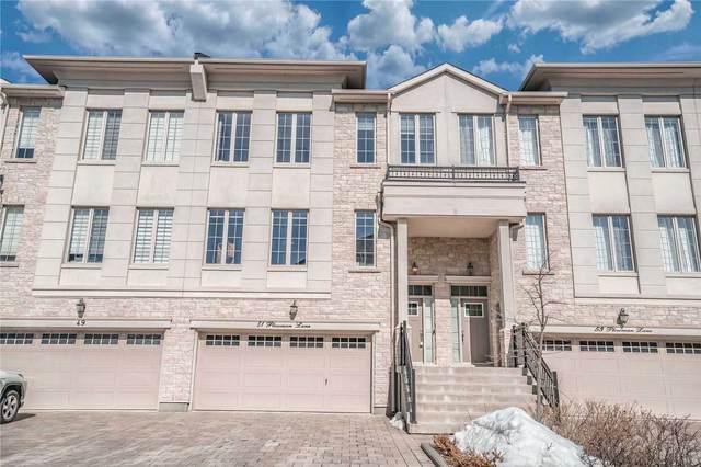 51 Plowman Lane, Richmond Hill, ON L4S 0G4 (MLS #N5136150) :: Forest Hill Real Estate Inc Brokerage Barrie Innisfil Orillia