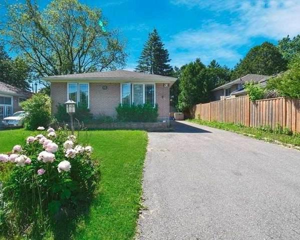 93 Aurora Heights Dr, Aurora, ON L4G 2X1 (MLS #N5136325) :: Forest Hill Real Estate Inc Brokerage Barrie Innisfil Orillia