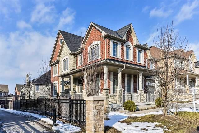 1017 Sherman Brock Circ, Newmarket, ON L3X 0B8 (MLS #N5136549) :: Forest Hill Real Estate Inc Brokerage Barrie Innisfil Orillia