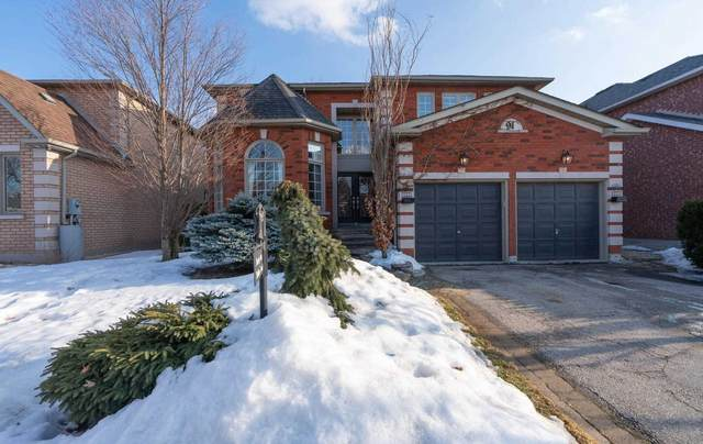 91 Hidden Trail Ave, Richmond Hill, ON L4C 0H1 (MLS #N5137658) :: Forest Hill Real Estate Inc Brokerage Barrie Innisfil Orillia