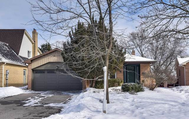 410 Selby Cres, Newmarket, ON L3Y 6E1 (MLS #N5138344) :: Forest Hill Real Estate Inc Brokerage Barrie Innisfil Orillia