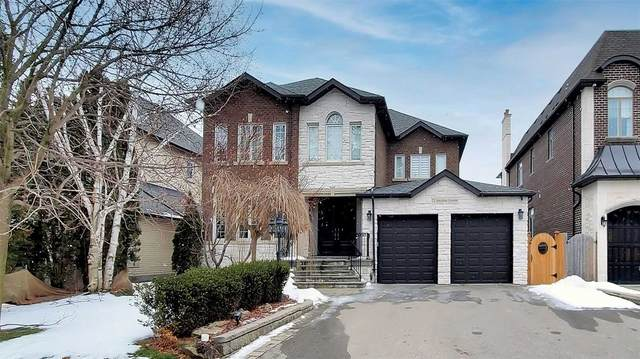 71 Stockdale Cres, Richmond Hill, ON L4C 3T1 (MLS #N5138665) :: Forest Hill Real Estate Inc Brokerage Barrie Innisfil Orillia