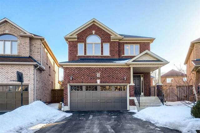 21 Eagle Peak Dr, Richmond Hill, ON L4S 2W3 (MLS #N5139320) :: Forest Hill Real Estate Inc Brokerage Barrie Innisfil Orillia
