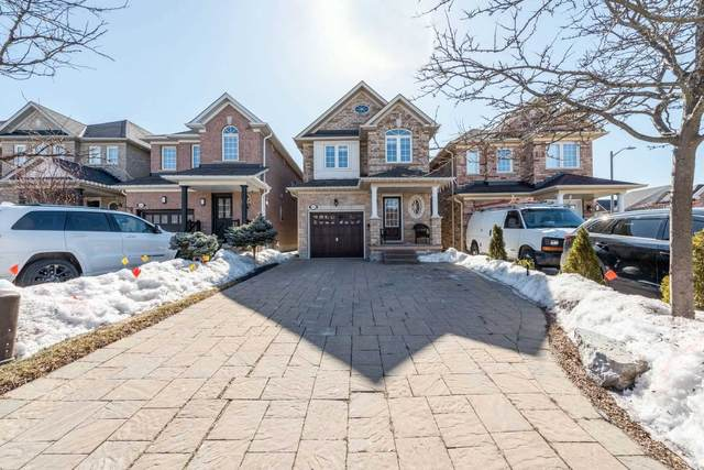 212 Venice Gate Dr, Vaughan, ON L4H 0G1 (MLS #N5139995) :: Forest Hill Real Estate Inc Brokerage Barrie Innisfil Orillia