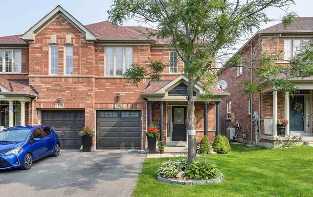 956 Oaktree Cres, Newmarket, ON L3X 2Z2 (#N5235814) :: The Ramos Team