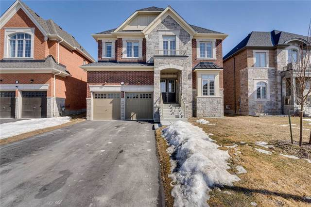 91 Mitchell Pl, Newmarket, ON L3Y 0C7 (#N5238091) :: The Ramos Team