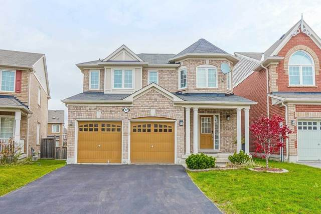 72 Ross Patrick Cres, Newmarket, ON L3X 3K3 (#N5279361) :: The Ramos Team