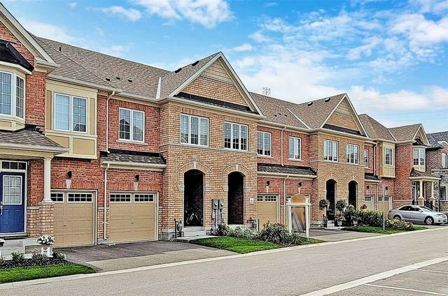 116 Maguire Rd, Newmarket, ON L3X 1B8 (#N5309940) :: The Ramos Team