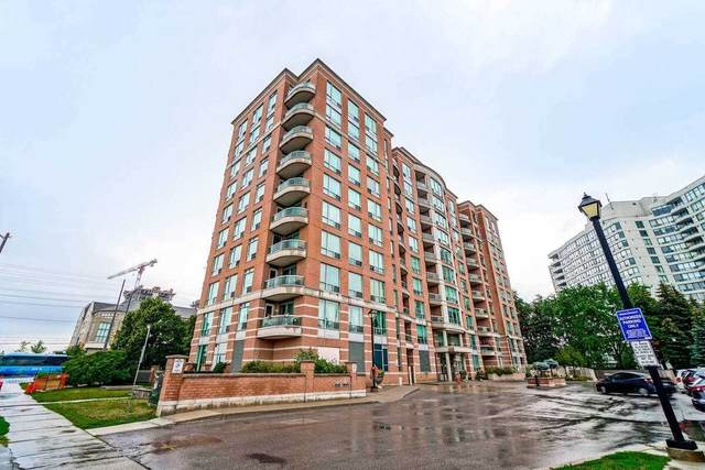 745 New Westminster Dr #507, Vaughan, ON L4J 7X3 (#N5314264) :: The Ramos Team