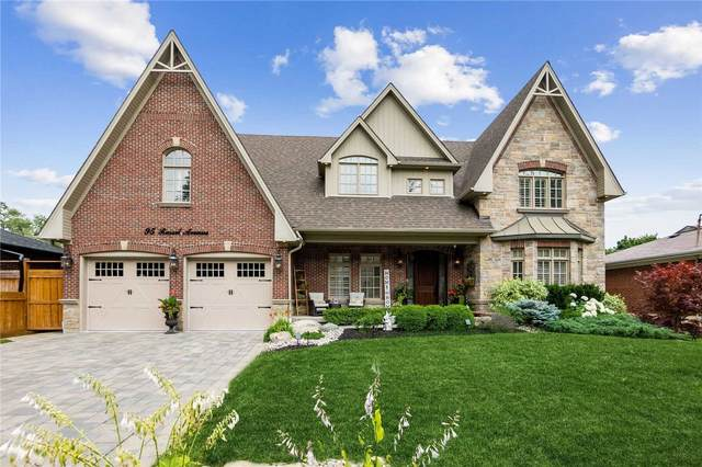 95 Russel Ave, Whitchurch-Stouffville, ON L4A 4K2 (#N5316483) :: The Ramos Team