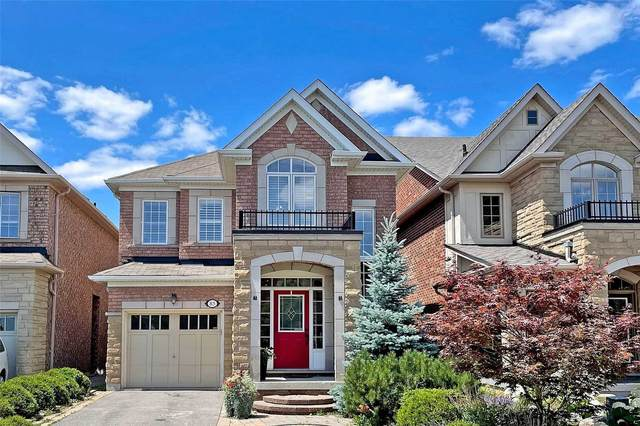 85 White Spruce Cres, Vaughan, ON L6A 4C5 (#N5317095) :: The Ramos Team