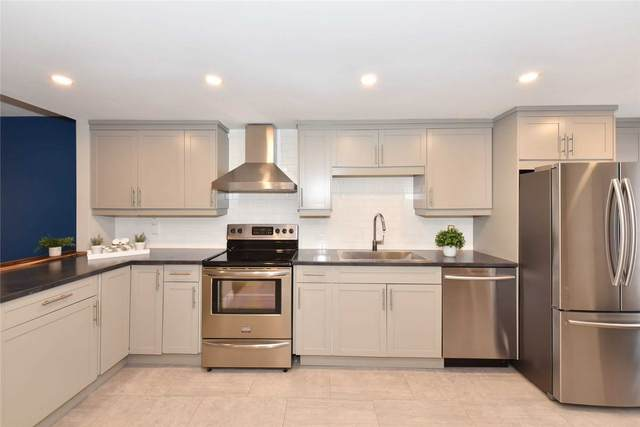 115 S Main St #11, Newmarket, ON L3Y 8J2 (#N5320243) :: The Ramos Team