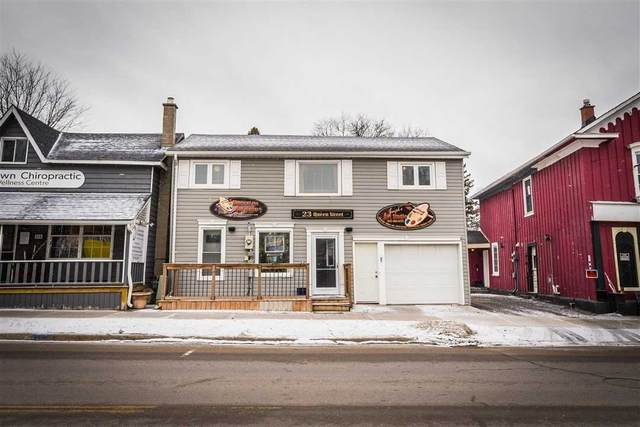 23 Queen St, Innisfil, ON L0L 1L0 (#N5350014) :: Royal Lepage Connect