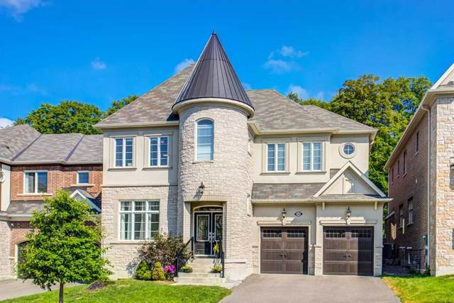 54 Forest Grove Crt, Aurora, ON L4G 3G4 (#N5352453) :: Royal Lepage Connect