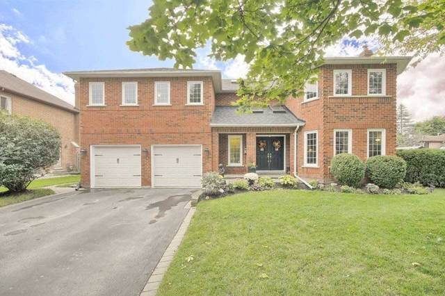 93 Timberline Tr, Aurora, ON L4G 6A1 (#N5392413) :: Royal Lepage Connect
