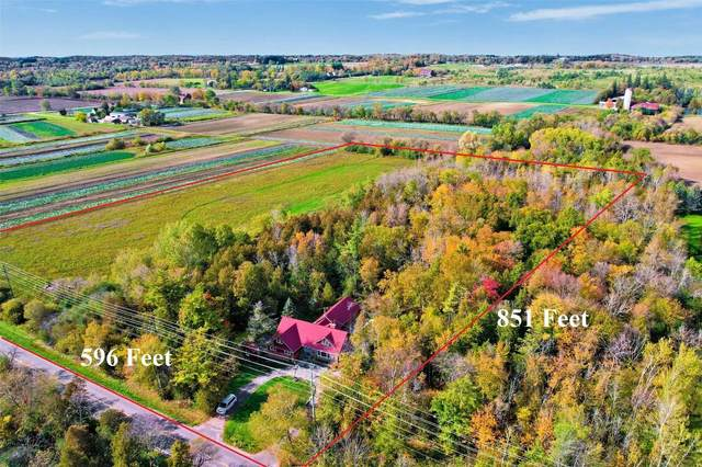 3216 Besthesda Rd, Whitchurch-Stouffville, ON L4A 7X5 (#N5394943) :: Royal Lepage Connect