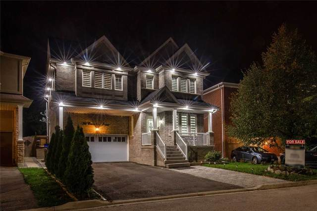 90 Crowther Dr, Newmarket, ON L3X 3G4 (#N5395501) :: Royal Lepage Connect