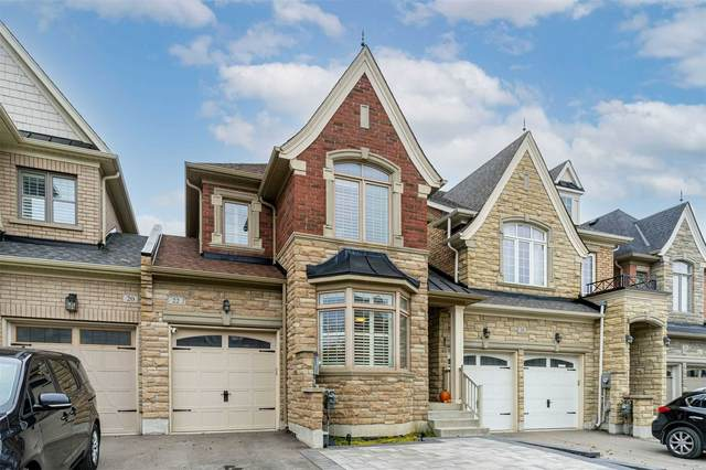 22 Claudview St, King, ON L7B 0C6 (#N5395513) :: Royal Lepage Connect