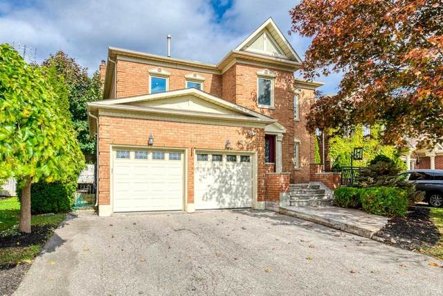 423 Mill St, Richmond Hill, ON L4C 7X4 (#N5400027) :: Royal Lepage Connect