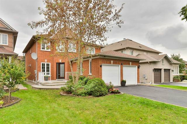 72 Grandlea Cres, Markham, ON L3S 4A3 (#N5401225) :: Royal Lepage Connect
