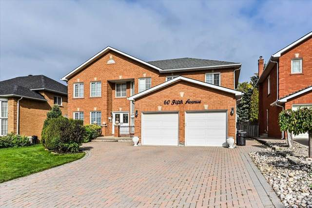 60 Fifth Ave, Vaughan, ON L4L 6Z5 (#N5401416) :: Royal Lepage Connect