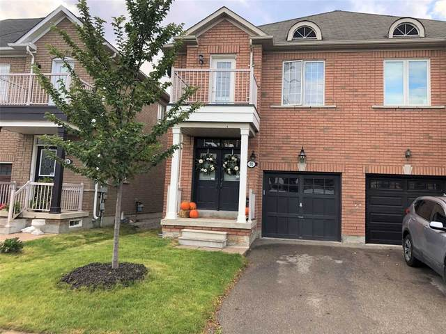 91 Arco Circ, Vaughan, ON L6A 3Z6 (#N5407069) :: Royal Lepage Connect