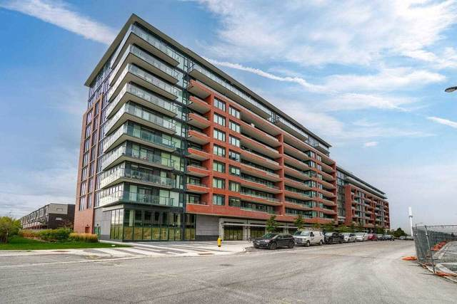 99 Eagle Rock Way #807, Vaughan, ON L6A 1P9 (#N5407909) :: Royal Lepage Connect