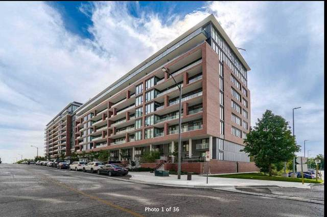 99 Eagle Rock Way #820, Vaughan, ON L6A 5A7 (#N5407930) :: Royal Lepage Connect