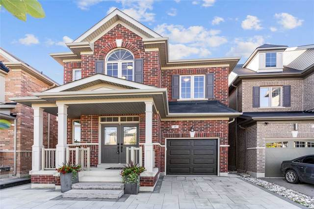 18 Avening Dr, Vaughan, ON L4H 3Y4 (#N5409040) :: Royal Lepage Connect