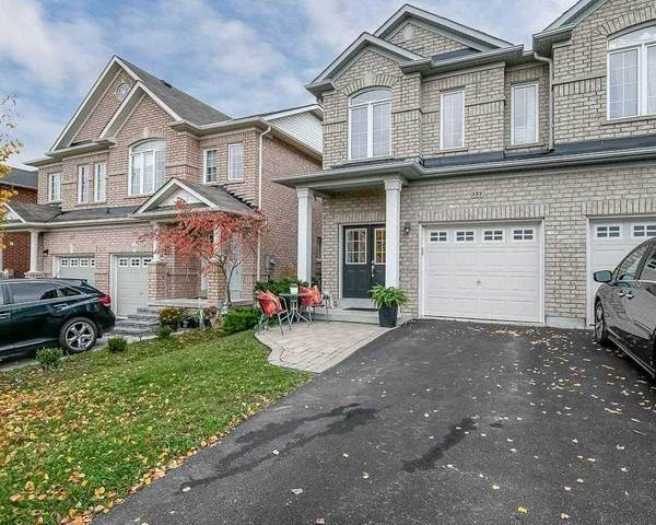 137 Four Seasons Cres, Newmarket, ON L9N 0C2 (#N5409052) :: Royal Lepage Connect