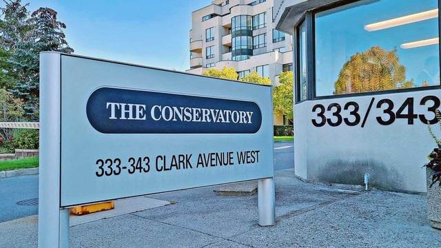 333 W Clark Ave #615, Vaughan, ON L4J 7K4 (#N5409092) :: Royal Lepage Connect