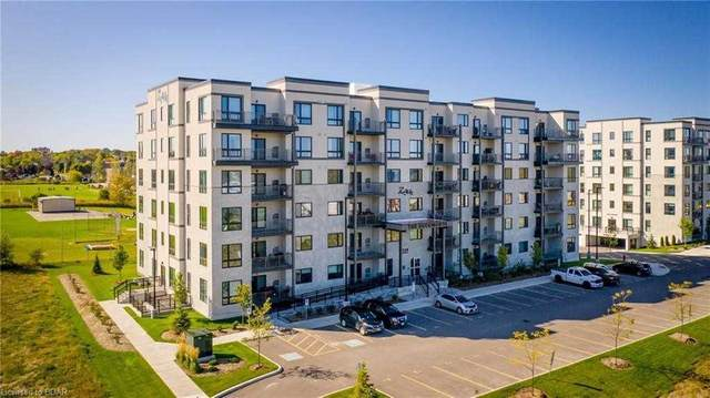299 E Cundles Rd #109, Barrie, ON L4M 4S5 (#S4852673) :: The Ramos Team