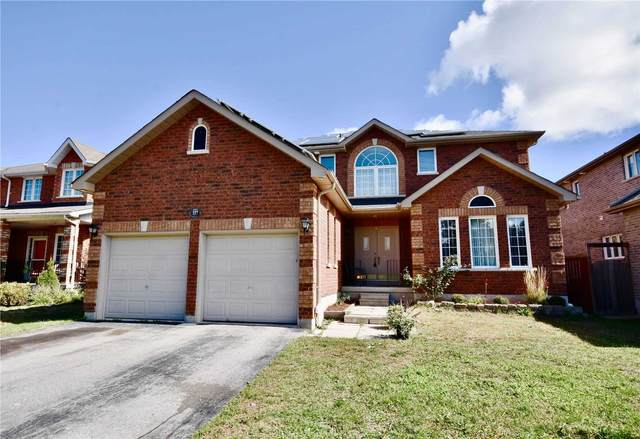 117 Miller Dr, Barrie, ON L4N 9X2 (#S4917948) :: The Ramos Team