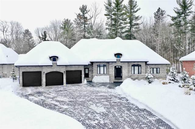 25 Timber Wolf Tr, Springwater, ON L9X 0H7 (MLS #S5098252) :: Forest Hill Real Estate Inc Brokerage Barrie Innisfil Orillia