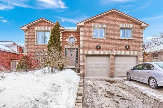 34 Douglas Dr, Barrie, ON L4M 6H6 (MLS #S5133488) :: Forest Hill Real Estate Inc Brokerage Barrie Innisfil Orillia